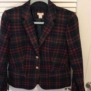 Jcrew size 4 blazer